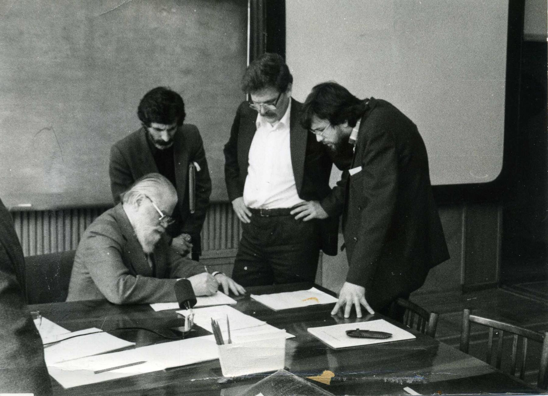 Отделу теоретической физики высоких энергий 25 лет