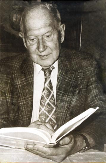Академик Моисей Александрович Марков