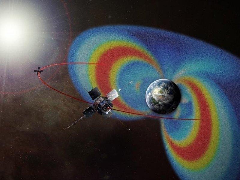 Статья об открытии радиационных поясов Земли