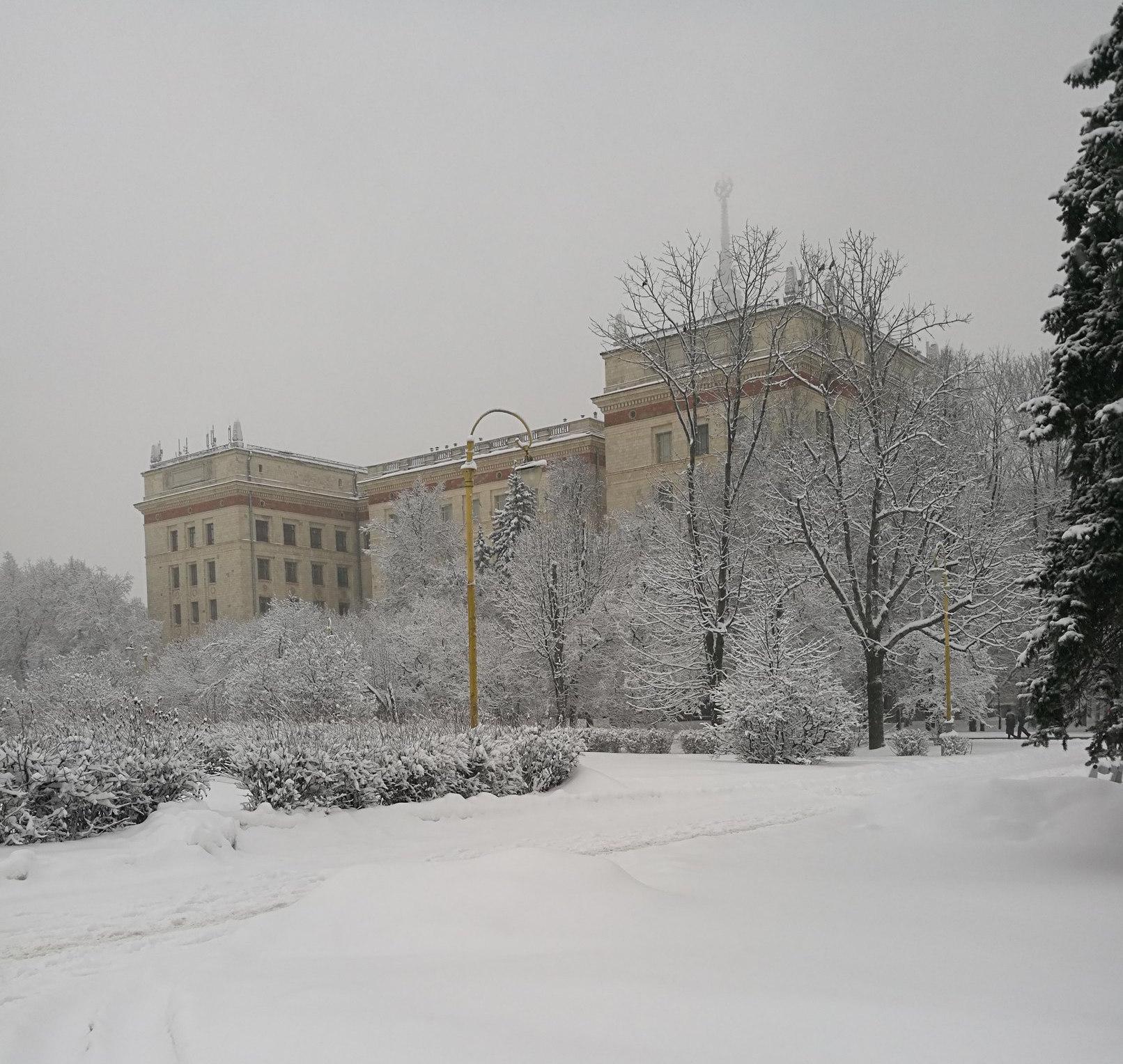 Зимняя Космическая Школа научно-образовательного проекта RosCanSat