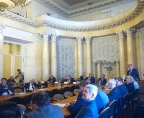 Проект «Ломоносов»: отчет на Cовете по космосу РАН