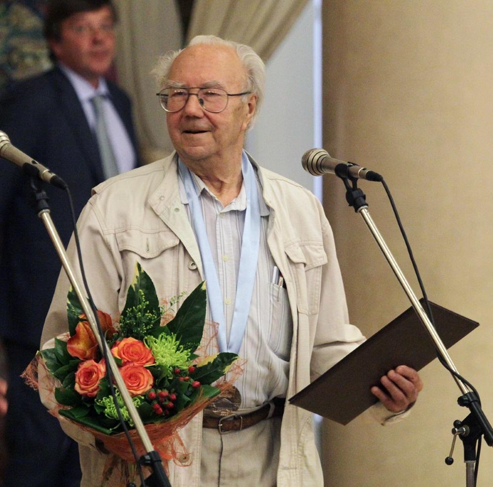 Присвоение Ю.И. Логачёву звания Почётного профессора МГУ