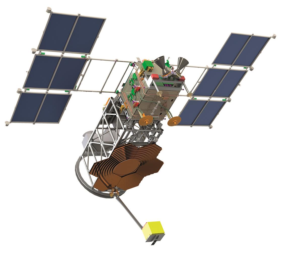 """""""Ломоносов"""" едет на космодром"""